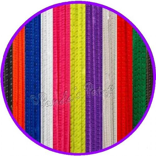 "Chenille Craft Stems Pipe Cleaners 12"" 30cm 25 50 100pk"